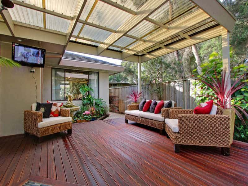 These Smashing Backyard Ideas Are Hot And Happening: Woman Of Style And Substance